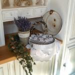 Voňavý sáček do prádla Levandule BÍLÝ